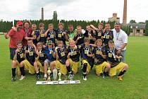 Starší žáci RSM Hodonín vyhráli prestižní mládežnický turnaj v Přelouči.