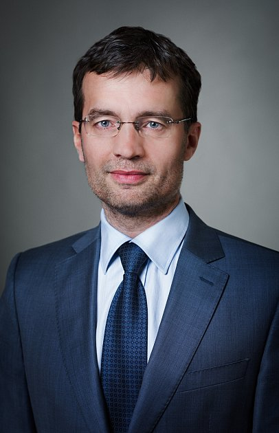 Karel Štogl má zájem opost prezidenta republiky.