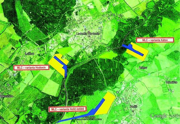 Na téměř osmdesáti hektarech na okraji Hodonína plánuje společnost DOE Europe překladiště a nový přístav, zněj by se zboží dostalo po Moravě na dunajskou vodní cestu mezi holandským Rotterdamem a rumunskou Konstancií.