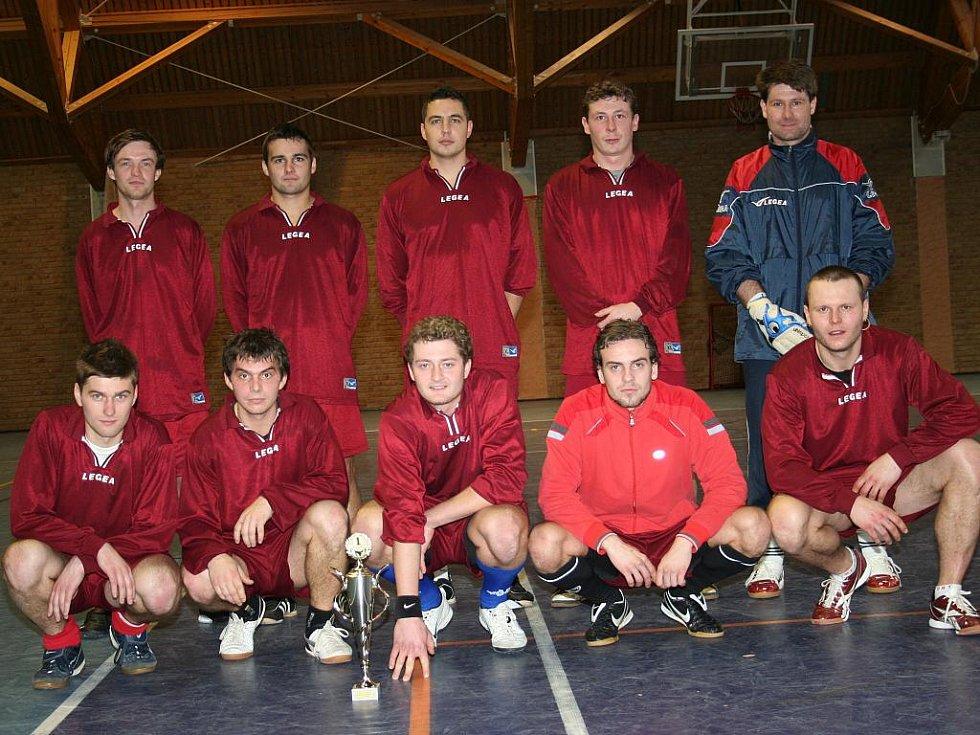 Vítězný tým Starého Poddvorova
