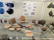 Stálá expozice ve vacenovickém muzeu.
