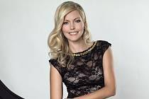 Finalistka Pretty Woman, soutěže o nejpřitažlivější ženu, Soňa Foltýnová.