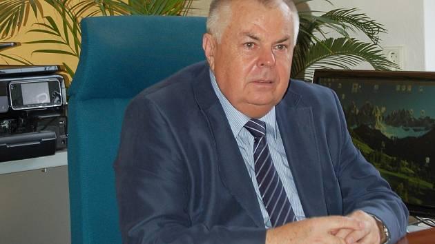 Generální ředitel společnosti Antonín Chudý.