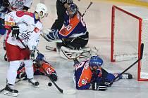 Hodonínští hokejisté nezvládli ani sváteční duel s Porubou. Po další porážce jsou až na osmém místě druholigové tabulky.