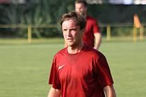 Fotbalisté Čejkovice triumf v okresním poháru neobhájí. Porážku v Javorníku musel zkousnout i záložník Petr Zavadil.