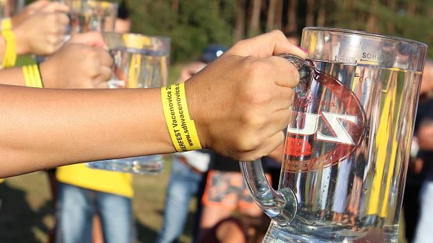 V hasičském areálu ve Vacenovicích se uskutečnil osmý ročník Bierfestu. Letos návštěvníkům nabídla třiadvacet druhů piva. Během svátečního odpoledne si mohli lidé kromě zlatavého moku zasoutěžit nebo poslechnout muziku. Výtěžek z akce putuje každoročně na