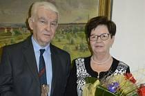 Bývalý trenér Josef Kuja je nositelem Výroční ceny města Hodonína za rok 2017.