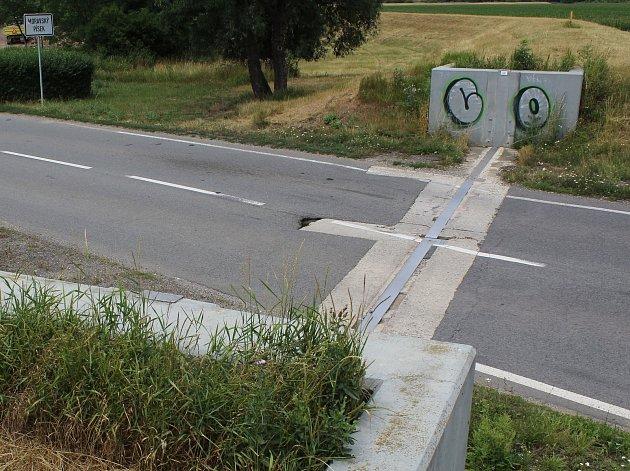 Protipovodňová ochrana Moravského Písku.