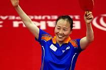 Zkušená Nizozemka Li Jiao je největší oporou budapešťského Postásu, který se v lednu utká se stolními tenistkami Hodonína.