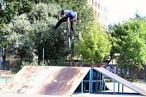 Hodonínský skatepark - ilustrační foto.