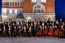 Hodonínský symfonický orchestr.