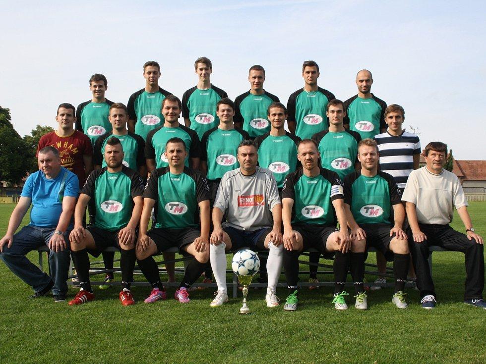 Fotbalisté Ratíškovic vyhráli skupinu B první A třídy, ale krajský přebor hrát v příště sezoně nebudou.