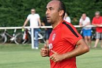 Fotbalisté Hodonína budou i po postupu do třetí ligy sázet na čtyřicetiletého záložníka Tomáše Polácha.