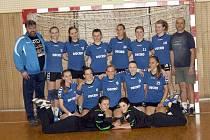 Starší dorostenky HK Veselí nad Moravou vyhrály druhou ligu bez porážky. Báječnou sezonu zakončily výhrou v Hodoníně.