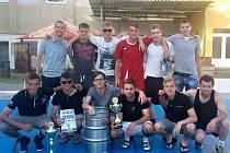 Young Boys ovládli sobotní turnaj v malé kopané, který se v sobotu uskutečnil na hřišti ve Vlkoši.