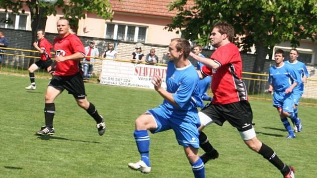 KP: Ratíškovice (v červeném) vs. Bohunice