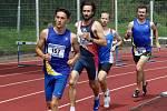 V druholigové soutěži družstev v Břeclavi se dařilo hodonínským atletům.