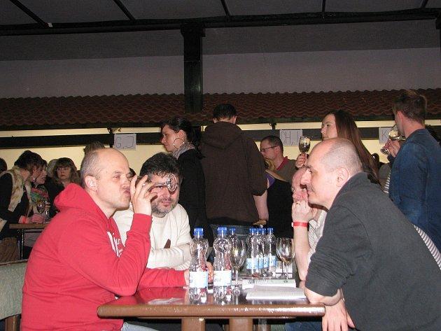 Sedmnáctý ročník výstavy vín vKostelci.