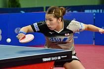 Japonka Sakura Moriová by měla být v Linci oporou hodonínského týmu.