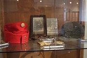 Výstava ve strážnickém muzeu zavede na bojiště první světové války i dobovými zbraněmi, uniformami, zborovskou půdou nebo kulometným hnízdem.