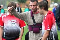 Bzeneckému kouči Richardu Hrotkovi vyšlo proti Dubňanům střídání. Náhradníci Paták i Knotek totiž v závěru utkání jistili výhru Slovanu.
