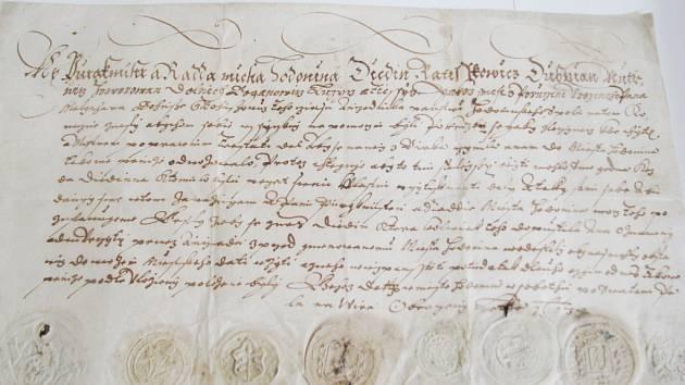 Kdo bude platit kata (začátek 17. st.)