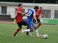 Fotbalisté Hodonína ve 2. kole MOL Cupu zdolali druholigové Vítkovice 1:0. Nyní vyhlíží dalšího zvučného soupeře.