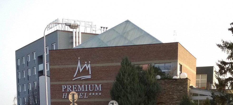 Hotel Premium Znojmo.