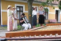 Národopisný festival Milotice.