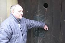 Bývalý učitel se zajímá o historii Šardic a okolí