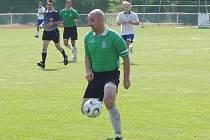 Radek Drulák jako kyjovský kapitán