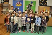 Žáky 1. A třídy ZŠ ve Svatobořicích-Mistříně učí Adriana Koplíková