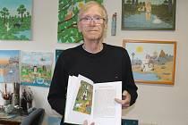 Ilustrátor Alois Sikora vydal další knihu pro děti