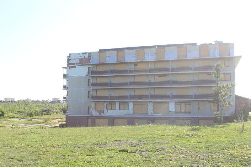 S-centrum v Hodoníně na začátku září 2021.
