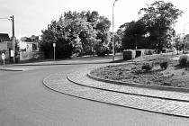 Na místě hřbitova je dnes park G. Preissové