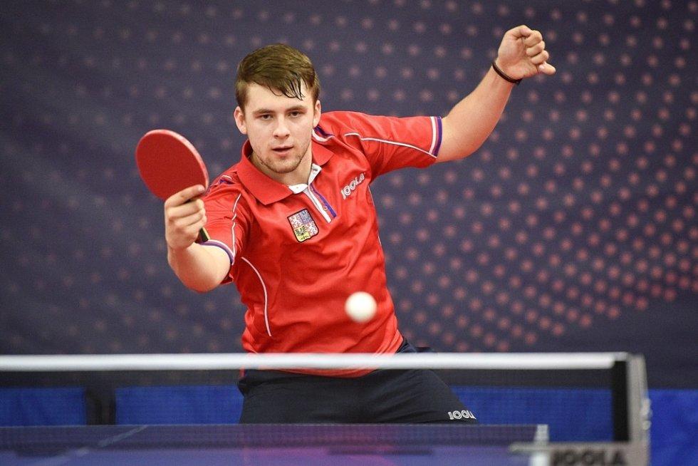 Patriku Klosovi chyběl v Ostravě jediný míček k tomu, aby vybojoval druhou výhru v sezoně pro svůj tým.