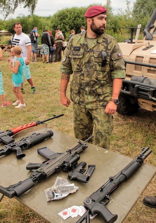 Vlkošské dny vojenských tradic 2016.