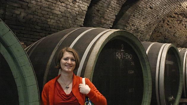 Bzenecká pouť začíná. Zámecké vinařství Bzenec umožňuje návštěvníkům nahlédnout do svých sklepů. Ty zahrnují i historickou část pod zámkem.