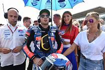Jakub Kornfeil touží po návratu do světového šampionátu silničních motocyklů.