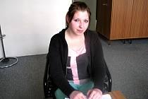 Sedmnáctiletá studentka Simona Froňková z Milotic pojede v červenci na Mistrovství světa ve zpracování textu na počítači do Belgie.