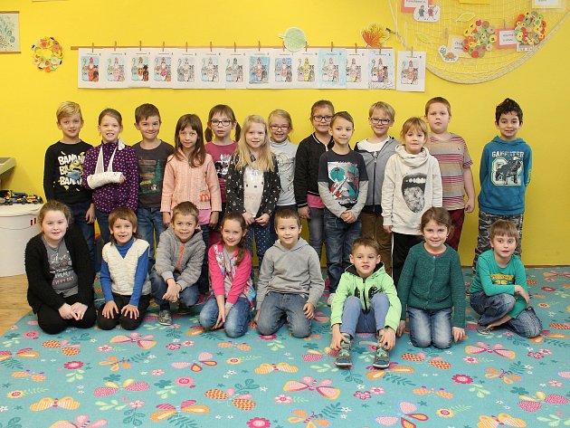 Žáci I.Aze Základní školy Vančurova vHodoníně.