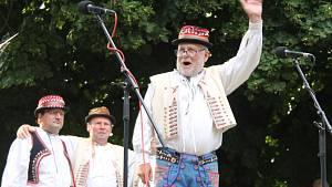 Horňácké slavnosti: folklor všude. Krása, vydržela bych tu celý den, říká žena