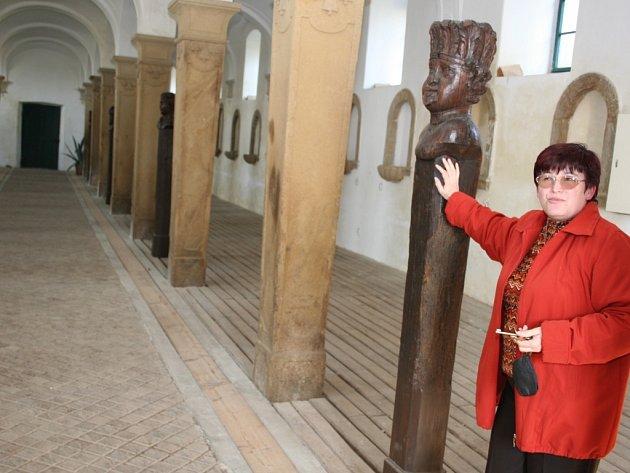 Na Milotickém zámku bude muzeum