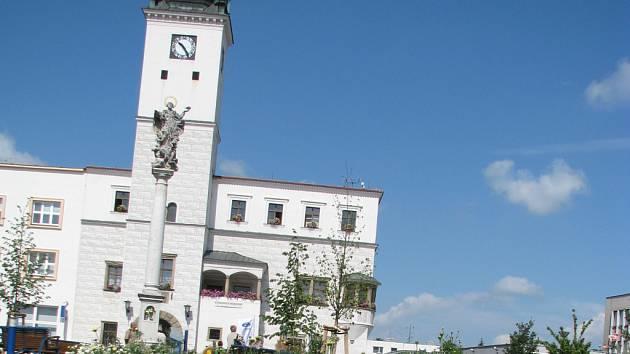 Kyjovská radnice.