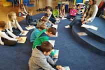 Základní školu v Hodoníně na Mírovém náměstí navštěvuje přes tři sta žáků od prvních do devátých tříd.