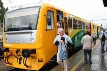 Nové vlaky zajišťují větší pohodlí