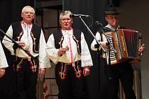 Předfašankové zpívání ve Vacenovicích