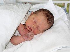 Adam Kopečný, 4.9.2013, Prušánky, 51 cm, 3,54 kg, narozen porodnice Břeclav