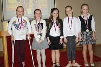 Ve Veselí nad Moravou ve čtvrtek odpoledne ocenili nejúspěšnější sportovce města Hodonín za rok 2014.