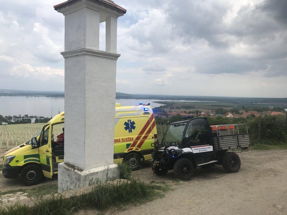 Najít nemocného nebo raněného člověka v terénu pomůže záchranářům aplikace, funguje na všech operačních systémech mobilních telefonů.